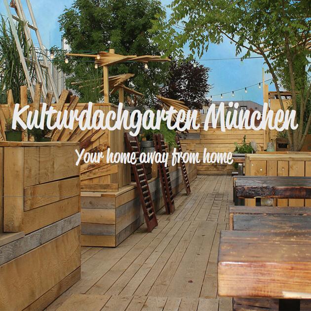 Kulturdachgarten München